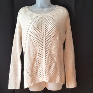 dELiA*s Sweaters - Cream colored sweater